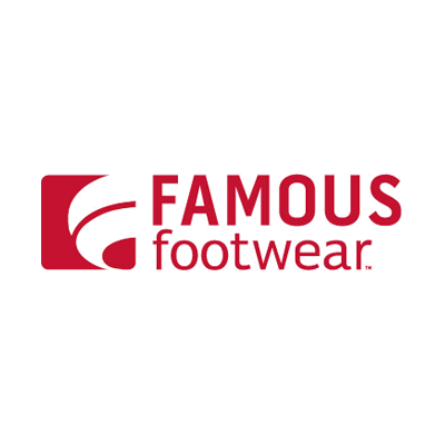 Famous Footwear (shoes, accessories...)
